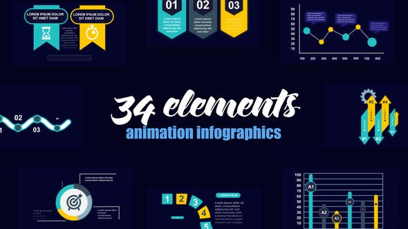 Thumbnail for Startup Infographics Vol.53