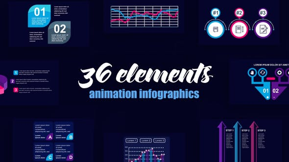 Thumbnail for Technology Infographics Vol.58