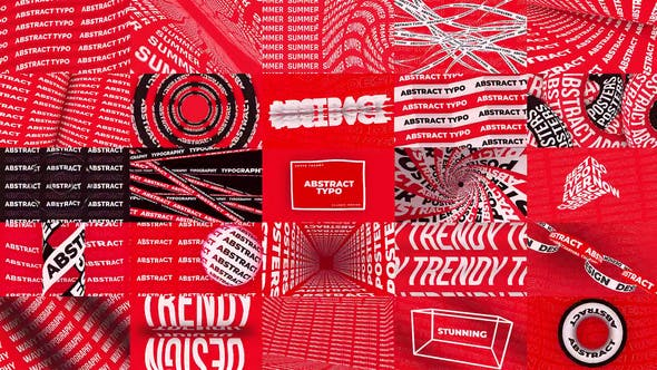 Thumbnail for Abstract Typography