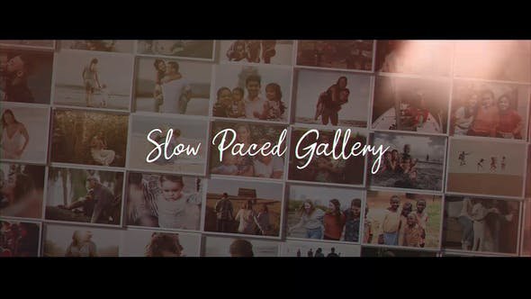 Thumbnail for Slow Paced Gallery