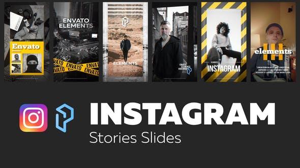 Thumbnail for Instagram Stories Slides Vol. 8