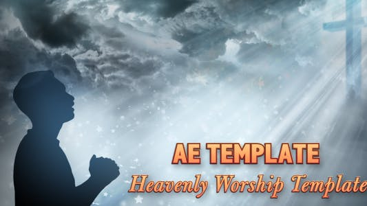 Thumbnail for Worship Heaven - Title Opener