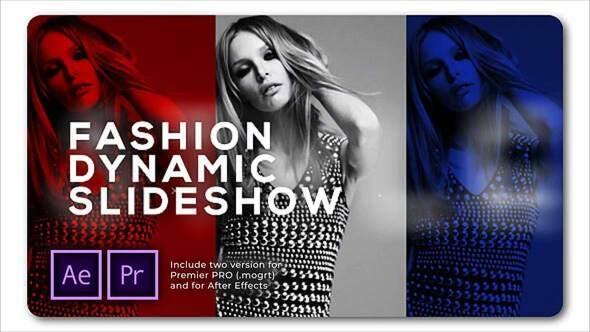 Thumbnail for Slideshow Fashion Dynamic