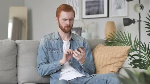 Cover Image for Man Using Smartphone for Online Browsing