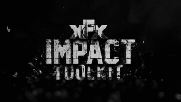 Thumbnail for Impact Toolkit | Title & Logo Intro Maker