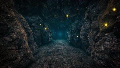 Mystery Cave Walk 4k