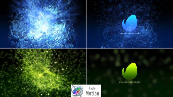 Thumbnail for High Energy Logo Opener - Apple Motion