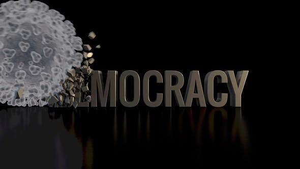 Thumbnail for Corona / Covid-19 Crushing Democracy