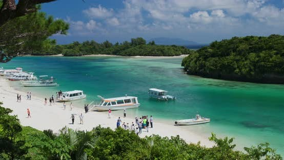 Thumbnail for Kabira Bay in ishigaki island