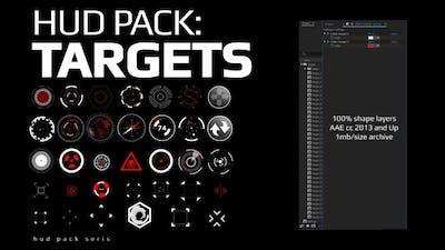 Hud Pack - Targets