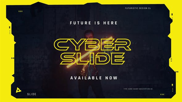 Thumbnail for Cyber Slide