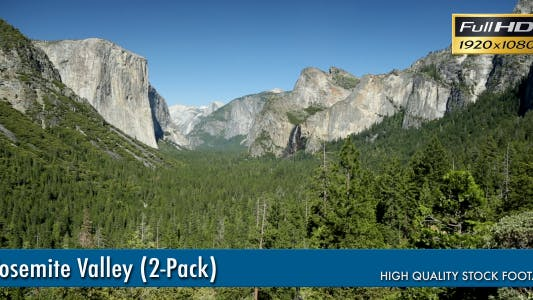Thumbnail for Yosemite Valley (2-Pack)
