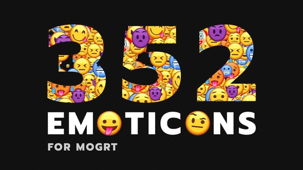Thumbnail for Emoticon - Animated Emojis Pack