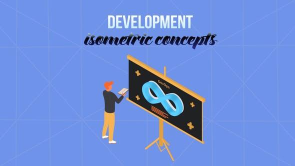 Development - Isometric Concept
