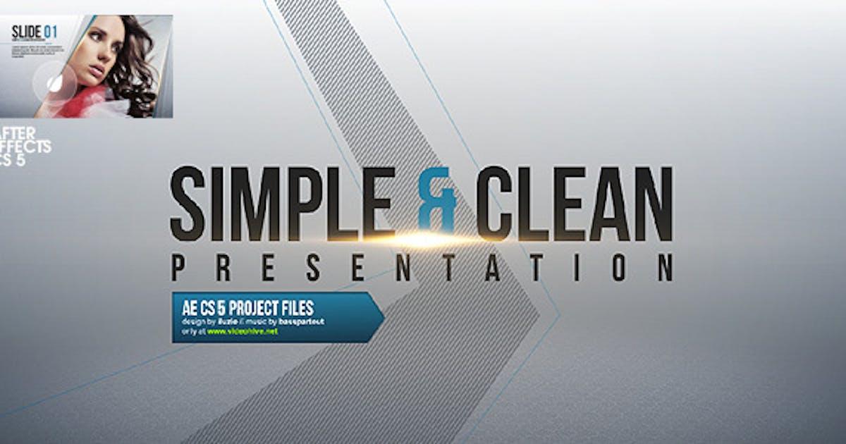Download Simple & Clean Presentation by iluzie