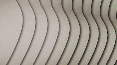 Hypnotizing  sand waves curve