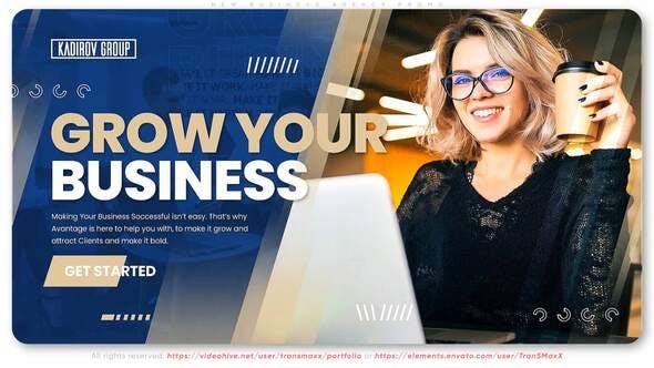 Thumbnail for Promoción de nueva agencia de negocios