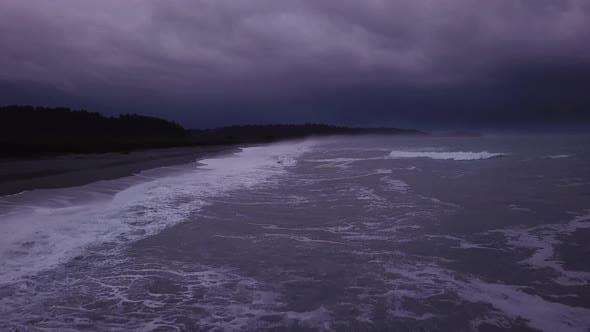 Stormy closing