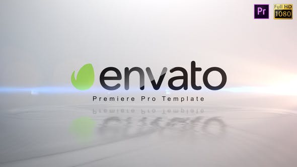 Thumbnail for Logo On Ripple - Premiere Pro