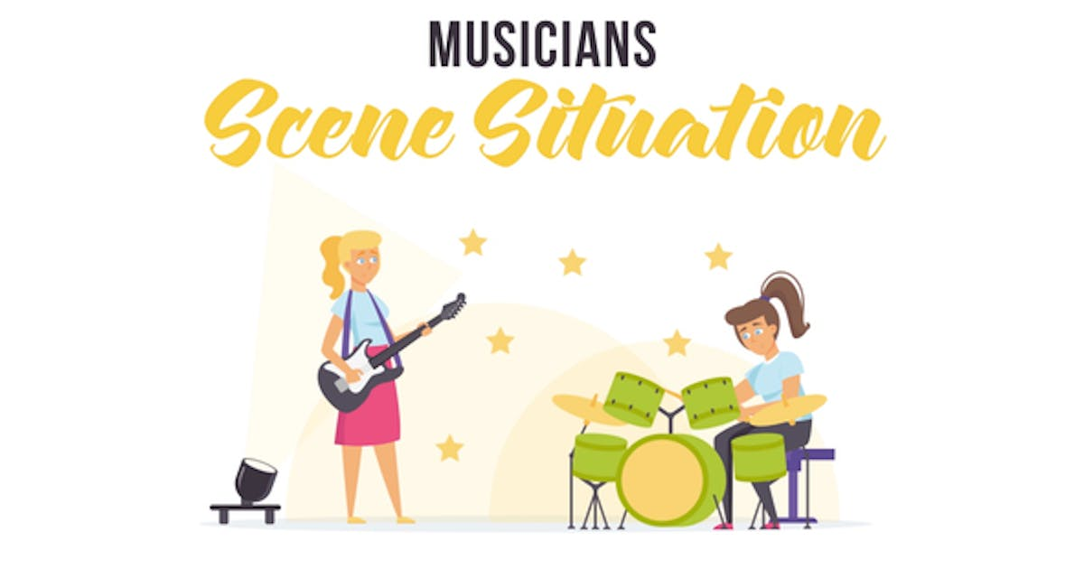 Musicians - Scene Situation
