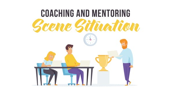 Coaching and mentoring - Scene Situation