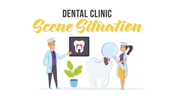 Dental clinic - Scene Situation