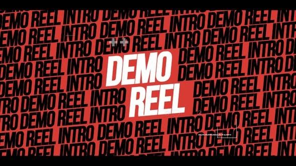Demo Reel Intro