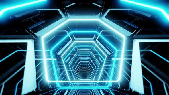 Thumbnail for Lighting In Spectrum Honeycomb 04 4K