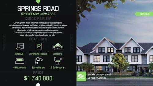 Real Estate Minimal Tech