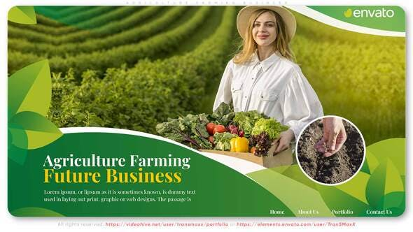 Thumbnail for Agriculture Farming Business
