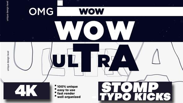 Stomp - Typo Kicks