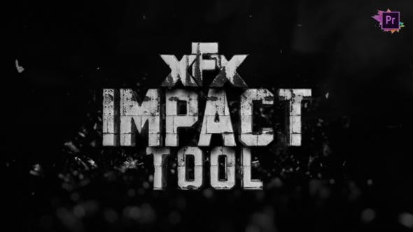 Thumbnail for Impact Title  Maker Toolkit | Premiere Pro MOGRT