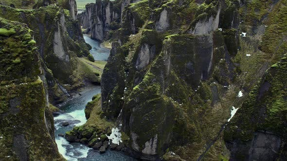 Thumbnail for Mountain Stream and Nature Landscape in Iceland