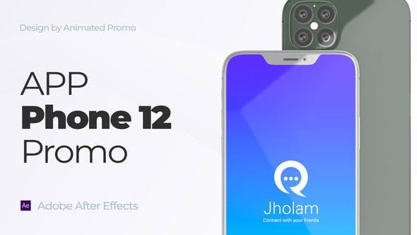 Thumbnail for Phone 12 - App Promo