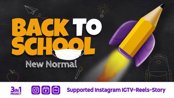 Back To School New Normal