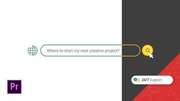 Thumbnail for Recherche rapide Logo Reveal | Pour Premiere Pro
