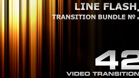 Thumbnail for Line Flash Transition Bundle 1 (42-Pack)