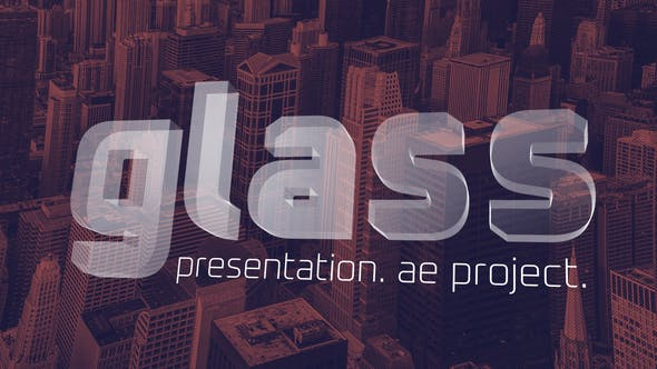 Thumbnail for Glass Presentation - Tech Presentation