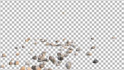 Falling Stones (7-Pack)