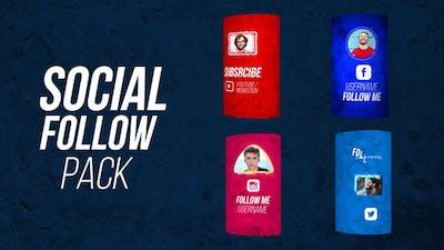 Social Follow Outro