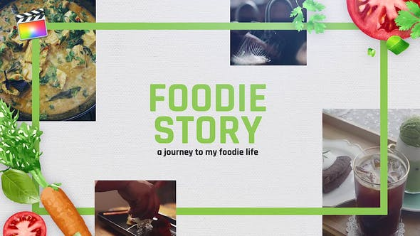 Thumbnail for Foodie Story