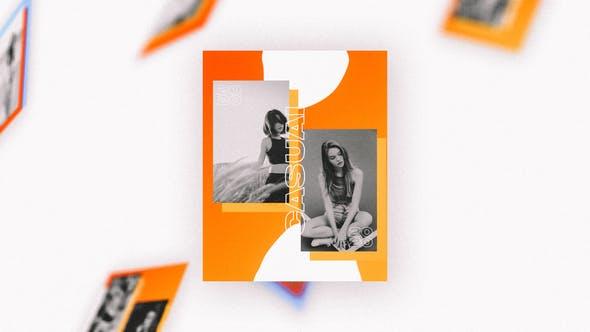 Thumbnail for Instagram Post Modèle | Vertical et carré