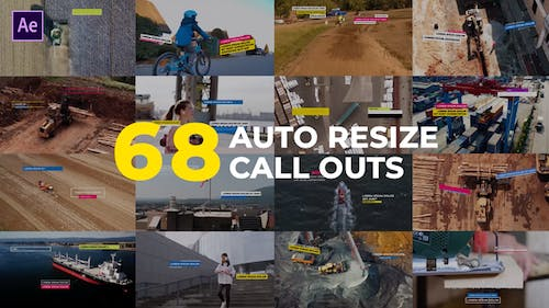 Auto Resizing Call-Outs