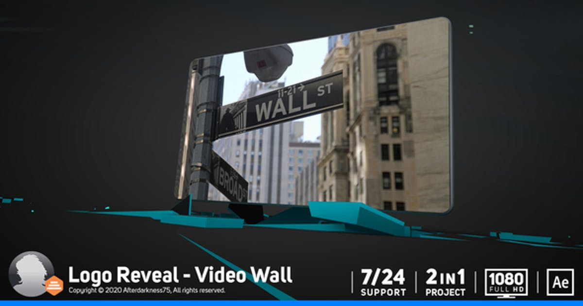 Logo Reveal / Video Wall