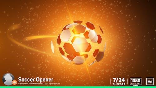 Soccer Opener