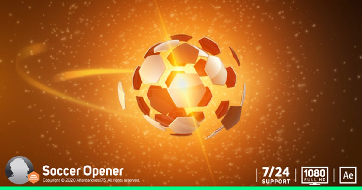 Download Soccer Opener by Afterdarkness75