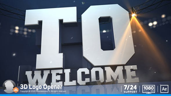Thumbnail for 3D Logo Opener