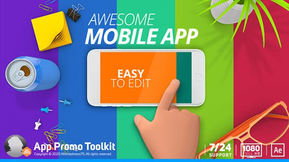 App Promo Toolkit Pack