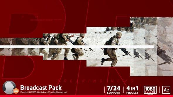 Thumbnail for News Opener Pack