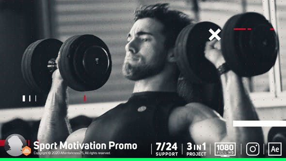 Thumbnail for Sport Motivation Promo